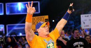Was bedeutet der Brand-Split für John Cena? (© WWE 2017 All Rights reserved)