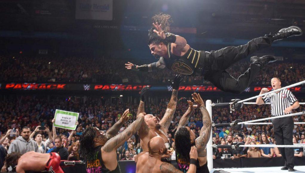 (Bildrechte: WWE / Quelle: wwe.com)