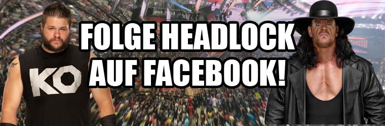 Headlock auf Facebook!