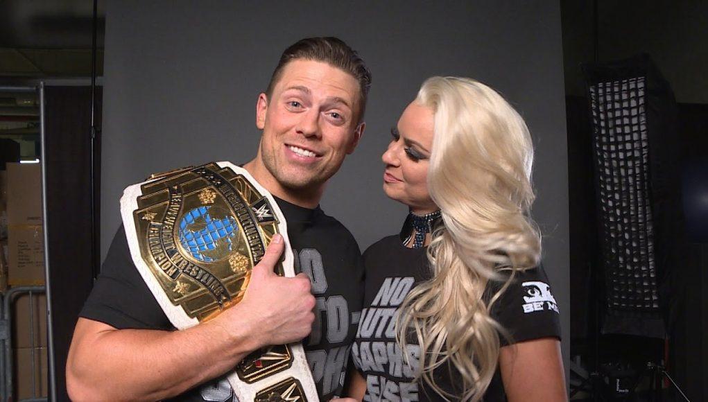 The Miz (Bildrechte: WWE / Quelle: WWE / YouTube)