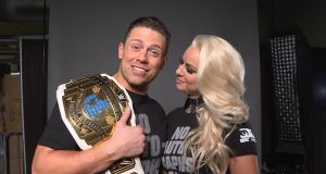 The Miz (Bildrechte: WWE / Quelle: WWE / YouTube)