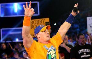 Was bedeutet der Brand-Split für John Cena? (© WWE 2017 All Rights reserved)